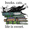 theorclair: (books cats sweet)
