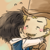 theorclair: (movie holmes and watson hug)