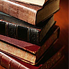 kay_brooke: A stack of old books (books)