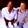 kay_brooke: Shawn and Gus from Psych, looking up in confusion (psych)
