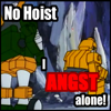 chibi_veneficus: (No Hoist I ANGST alone!)