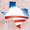 dodecahedron: (texas, obama)