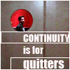 jekesta: Continuity is for quitters (Continuity)