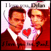jekesta: Paul and Dylan love each other SO VERY MUCH. (neighbours pairing of yay)