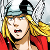 terabient: Thor is ready to kick some ass (Marvel: Thor - determined)