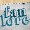 melina: Fanlore on a piece of notebook paper (Fanlore)