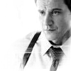 veleda_k: Peter from White Collar in black and white (White Collar: Peter)