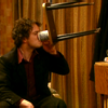 treehat: (Black Books - Table drink)