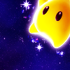 starsinyourwake: luma from super mario galaxy (yellow luma)