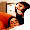 auburn: Neal and Diana in Hotel Robes (Caught in the Act?)