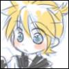 justanimitator: (Len - Stare)