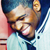 puckling: Smiling PK Subban, a side view (Love to See You Smile)