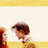 themis: Amy Pond and the Eleventh Doctor (tv: just to probe curiosity)