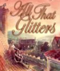 elizabethmccoy: Two youths on a rooftop. Text: All That Glitters (All That Glitters)