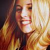 feywood: Jo Harvelle smiling ((Jo) smile)