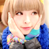 meenahpeixes: Kyary Pamyu Pamyu with short brown hair. (Default)