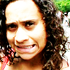 feywood: Angel Coulby made a whoopsy ((Angel) whoops)