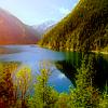 woldy: (Sunlit lake)