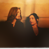 mrstotten: The Good Wife: Kalinda and Alicia. (Good Wife → Kalicia second)