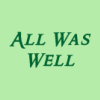 pegkerr: (All was well)