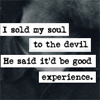 sekritcodename: (sold my soul to the devil)