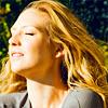 alchemise: Anna Torv in the sun (Fringe: sunlight)