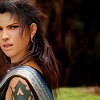 introverted_excavator: Fang from Final Fantasy XIII, looking very annoyed. (Disgusted Fang)