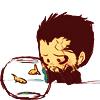 supernalprince: ((;*△*;) Jensen ✗ fishes)