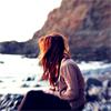 miss_slipslop: (girl by ocean)