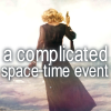 "twtd: Dr. Who- River from behind ""A complicated space time event"" (Dr. Who- River ""a complicated space time)"