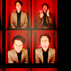 brokenrecord: (glee groff photobooth)