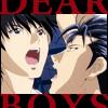 prillalar: (dear boys)