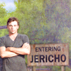 tanaqui: jake green by entering jericho sign (jake entering jericho)