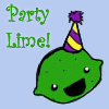 islandkitty: Party Lime is the best lime! (party lime)