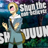 kaigou: Kido says, shun the unbeliever! shunnnn! (2 shun the unbeliever)