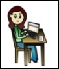 ext_75542: girl with computer (Default)