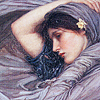 mokie: Waterhouse's Boreas in her windblown shawl (guilty, morose, gloomy, rejected, woeful)