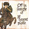 quillori: text: off in searche of ye decent plotte (theme: writing (plot), theme: fanfic (plot))