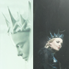 goodbyebird: Snow White and The Huntsman: Ravenna. And gods do I love how classy the movie was in regards to her. (ⓕ beauty is my power)