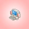 desktop: (HIYA WELCOME TO DESKTOP.)