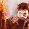 hawkethat: mage (pyromaniac poster boy)