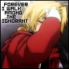rachelmanija: (FMA: Ed among the ignorant)