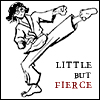 rachelmanija: (Little but fierce)