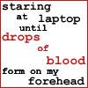 rachelmanija: (Staring at laptop)