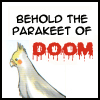 rachelmanija: (Bleach: Parakeet of DOOM)