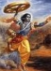 rachelmanija: (Mahabharata: Krishna with wheel)