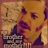 rachelmanija: (My brother and my mother?!)