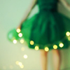battynora: (green skirt fairy lights, skirt lights)