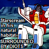 katharos: (starscream idiots)