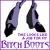 katharos: (bitch boots starscream)